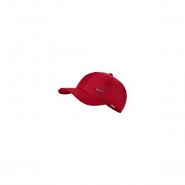 Heritage86 Metal Swoosh Kırmızı Şapka