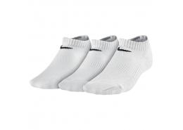 Performance Cushion 3'lü Kısa Beyaz Çorap (SX4721-101)