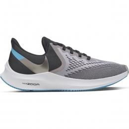 Zoom Winflo 6 Erkek Gri Koşu Ayakkabısı (AQ7497-006)