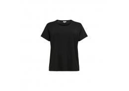 Carcarmakoma Kadın Siyah Tişört