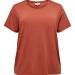 Carcarmakoma Kadın Kırmızı Tişört