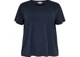 Carcarmakoma Kadın Lacivert Tişört