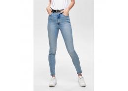 Onlmila Hw Sk Ank Jeans Bj13502-1 Noos