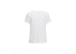 Only Onlpure Kadın Beyaz Tişört (15198121-White)