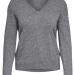 Onlqueen V-Neck L/s Pullover Knt Noos