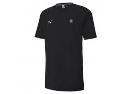 Bmw Mms Life Graphic Erkek Siyah Tişört