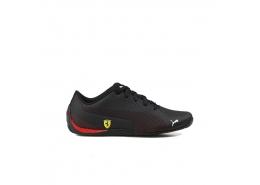 Ferrari Drift 5 Cat Ultra Çocuk Siyah Spor Ayakkabı