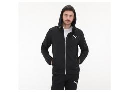 Puma Ready-to-go Erkek Siyah Sweatshirt