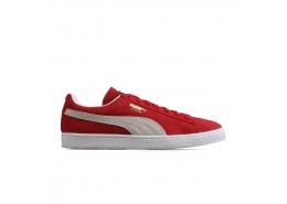 Suede Classic+ Erkek Kırmızı Spor Ayakkabı