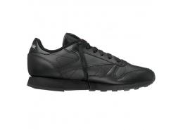 Classic Leather Kadın Siyah Spor Ayakkabı (3912)