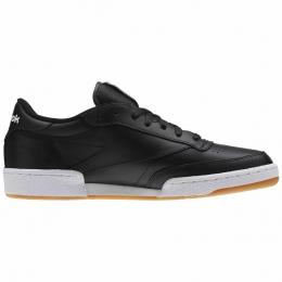 Club C 85 Erkek Siyah Spor Ayakkabı