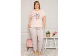 Lw Fleece Kadın Beyaz Sweatshirt (S202022-102)