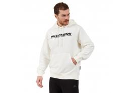 Lw Fleece M Logo Erkek Beyaz Sweatshirt (S202078-102)