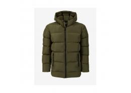 Outerwear Contrast Pocket Erkek Yeşil Mont (S202176-801)