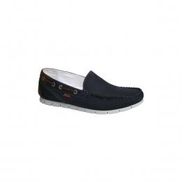 Nubuk Deri Erkek Lacivert Günlük Ayakkabı (M5161NL)
