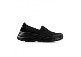 Fashion Fit Kadın Siyah Spor Ayakkabı (13312 Bbk)