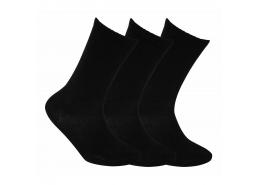Skx Nopad Crew Cut Siyah 3 Çift Çorap (S192138-001)