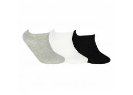 U Skx Nopad Low Cut Socks 3 Pack
