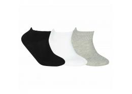 NoPad Mid Cut 3 Renk Spor Çorap (S192139-900)