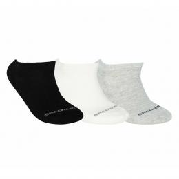 U Skx Padded Low Cut Socks 3 Pack