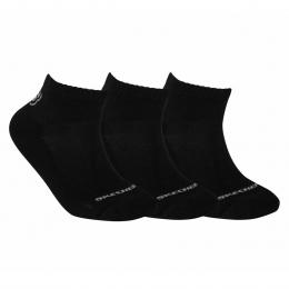U Skx Padded MID Cut Socks 3 Pack