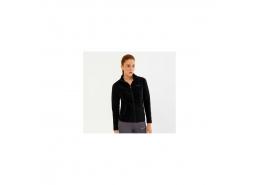 Skechers W Kelly Core Fz Fleece Kadın Siyah Sweatshirt