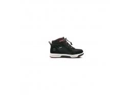 City Stomp Bungee Mid Çocuk Siyah Outdoor Ayakkabı