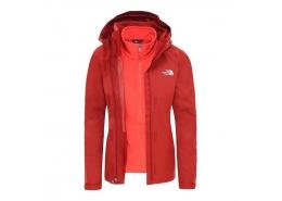 Evolve II Tri Kırmızı Kadın Ceket