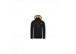 Kabru Softshell Erkek Siyah Outdoor Ceket