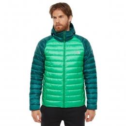 The North Face Trevail Erkek Yeşil Şişme Mont