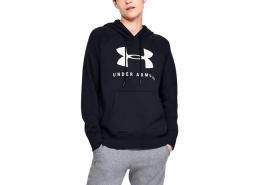 Rival Fleece Sportstyle Kadın Siyah Sweatshirt