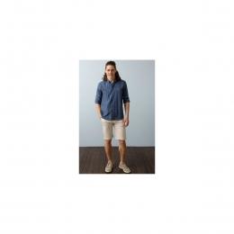 Erkek Mavi Gömlek (000-749207-VR033)