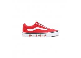 Ward Kadın Kırmızı Spor Ayakkabı (VN0A3IUN57Q1)