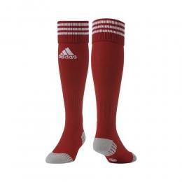 Adisocks 12 Erkek Kırmızı Futbol Çorabı