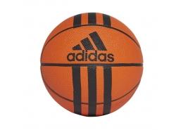 3 Çizgili Mini Turuncu Basketbol Topu (X53042)
