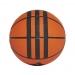 adidas 3 Çizgili Mini Turuncu Basketbol Topu - X53042