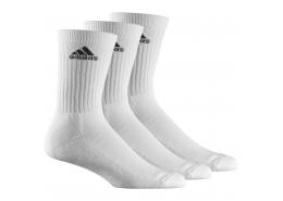Adicrew HC 3PP Unisex Beyaz Çorap