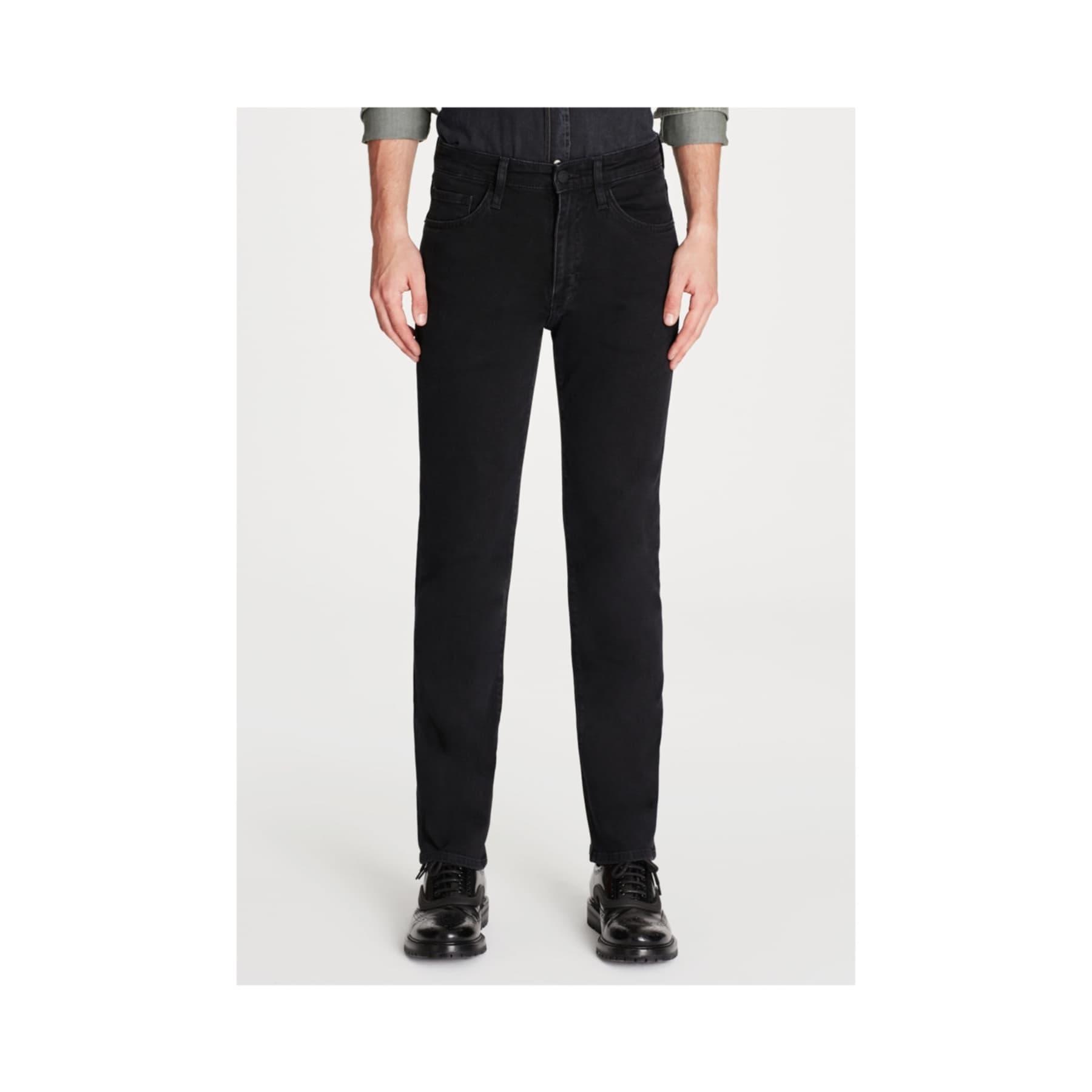 177 Comfort Erkek Gri Kot Pantolon