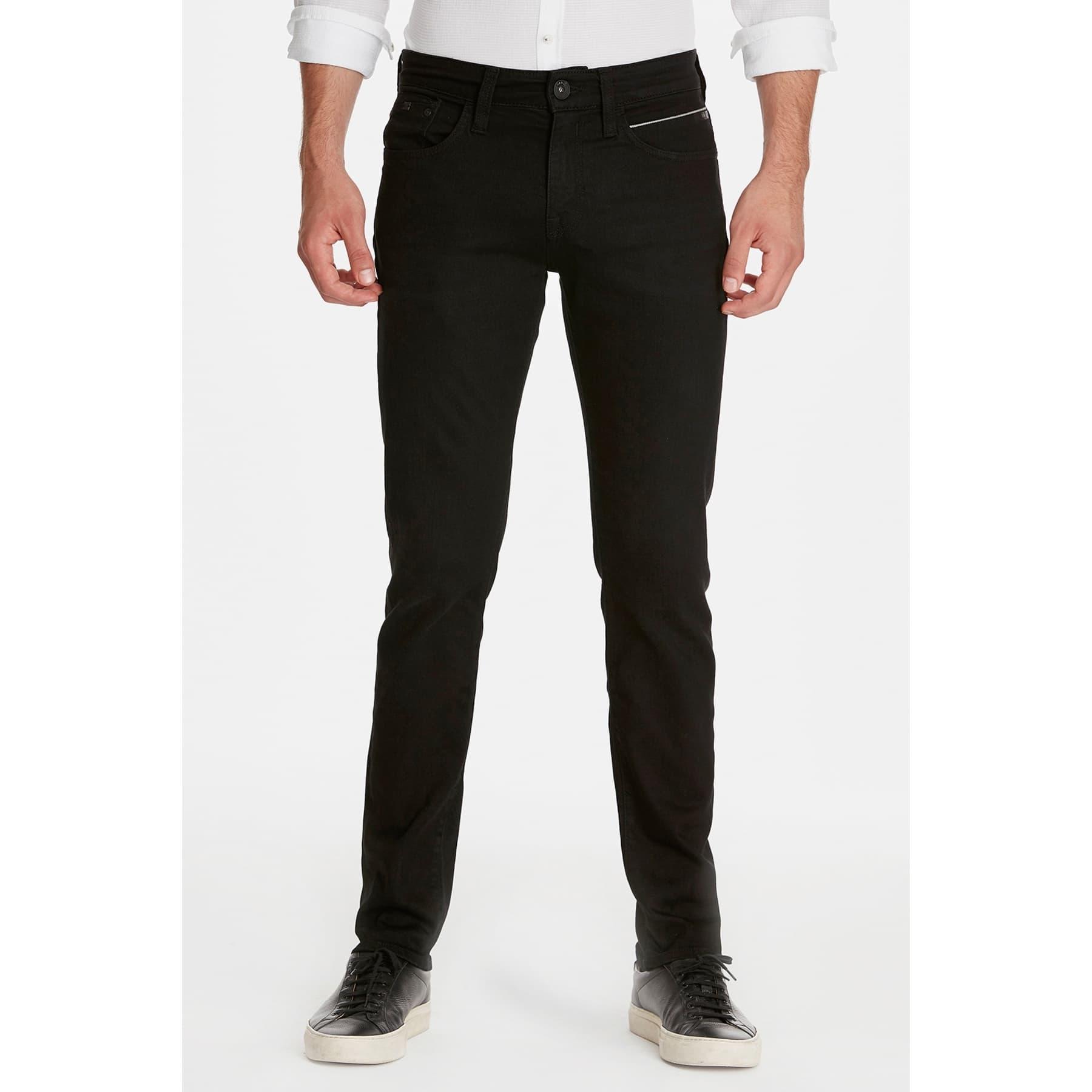 Marcus Mavi Black Jean Pantolon (0035121320)