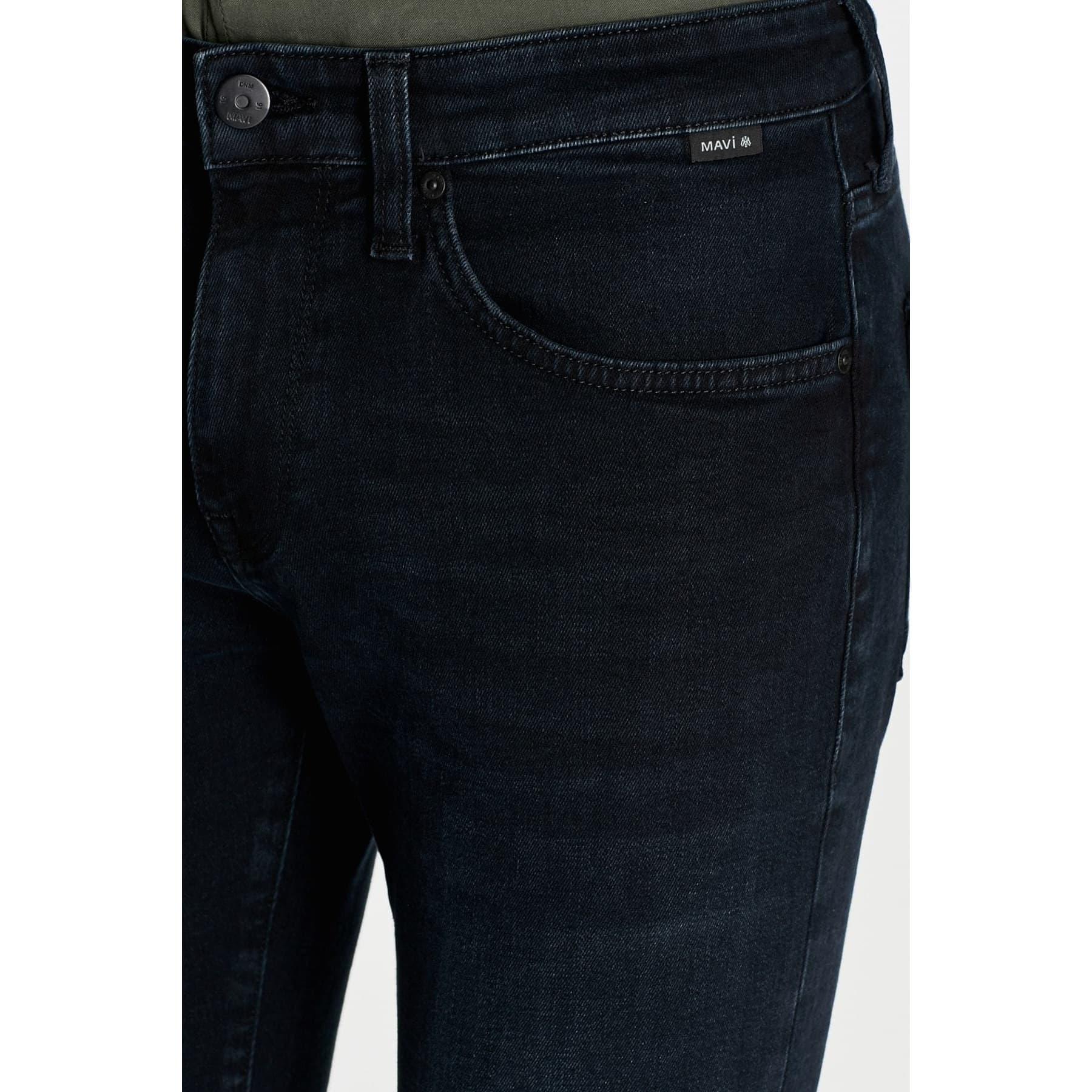 Marcus Mavi Black Erkek Jean Pantolon
