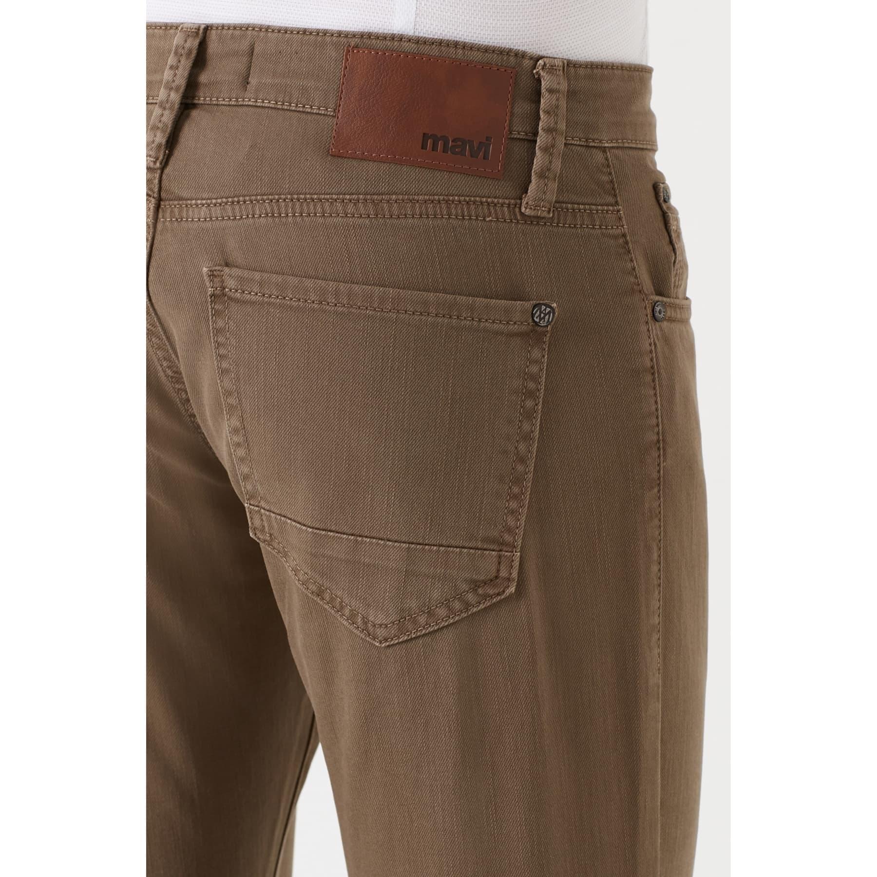 Marcus Koyu Bej Erkek Gabardin Pantolon