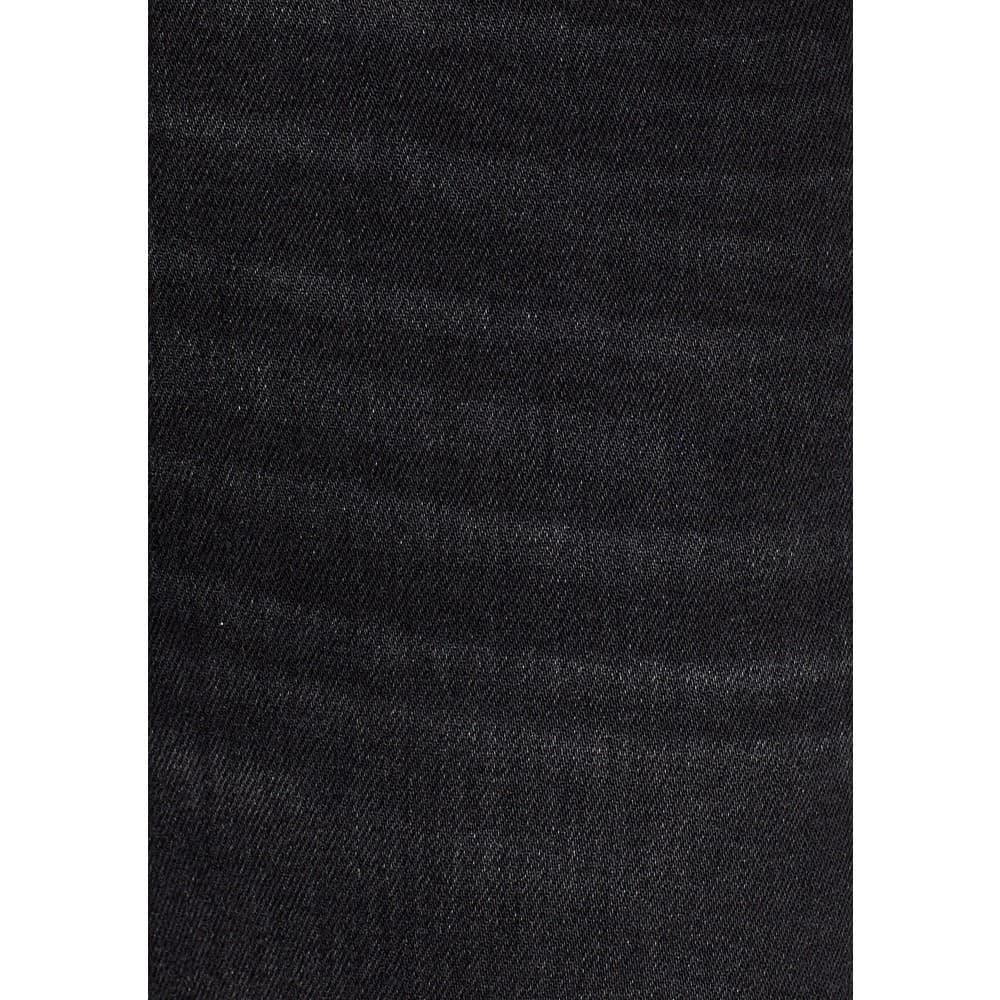 Martin Erkek Siyah Kot Pantolon