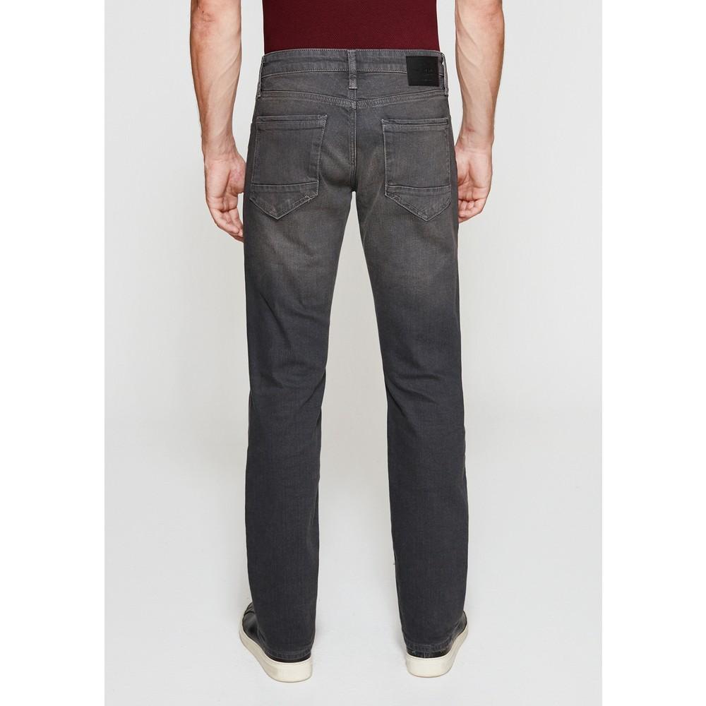 Martin Premium Erkek Gri Jean Pantolon