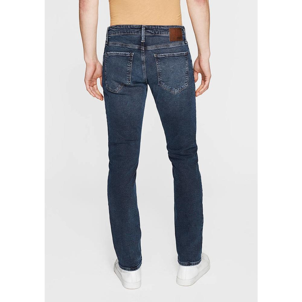 Jake Koyu Mavi Erkek Comfort Jean Pantolon