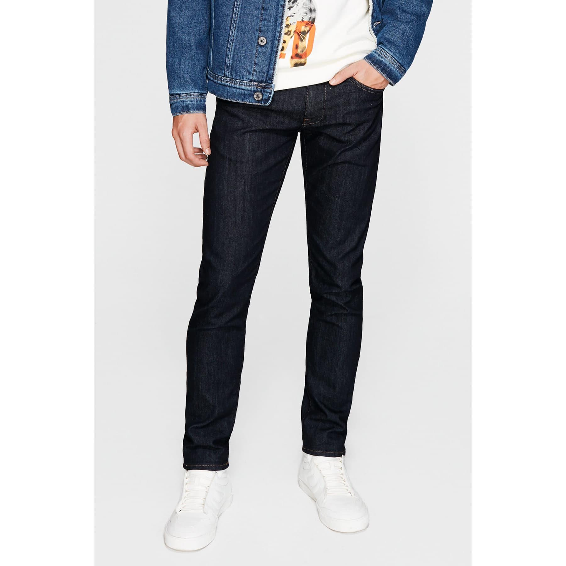 Mavi Jeans Jake Black Erkek Kot Pantolon