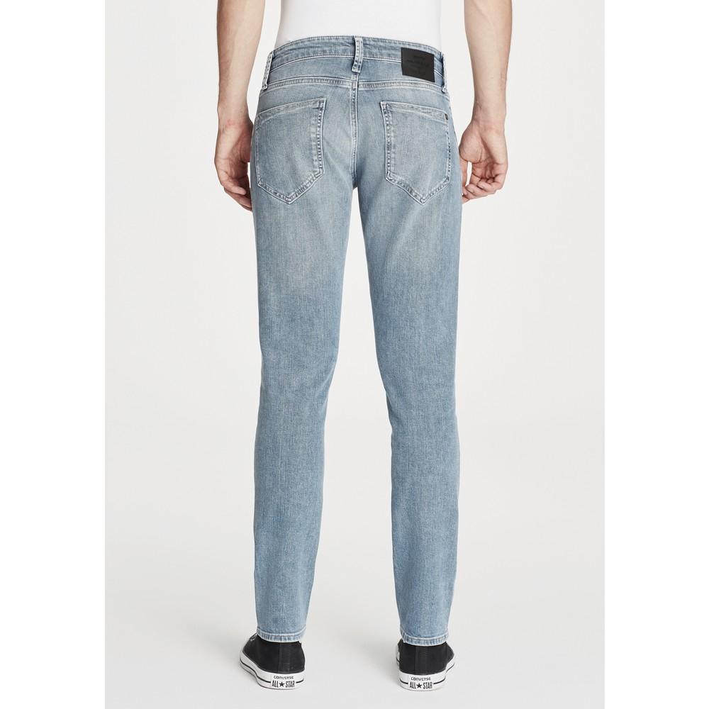 Jake Vintage Erkek Mavi Premium Jean Pantolon
