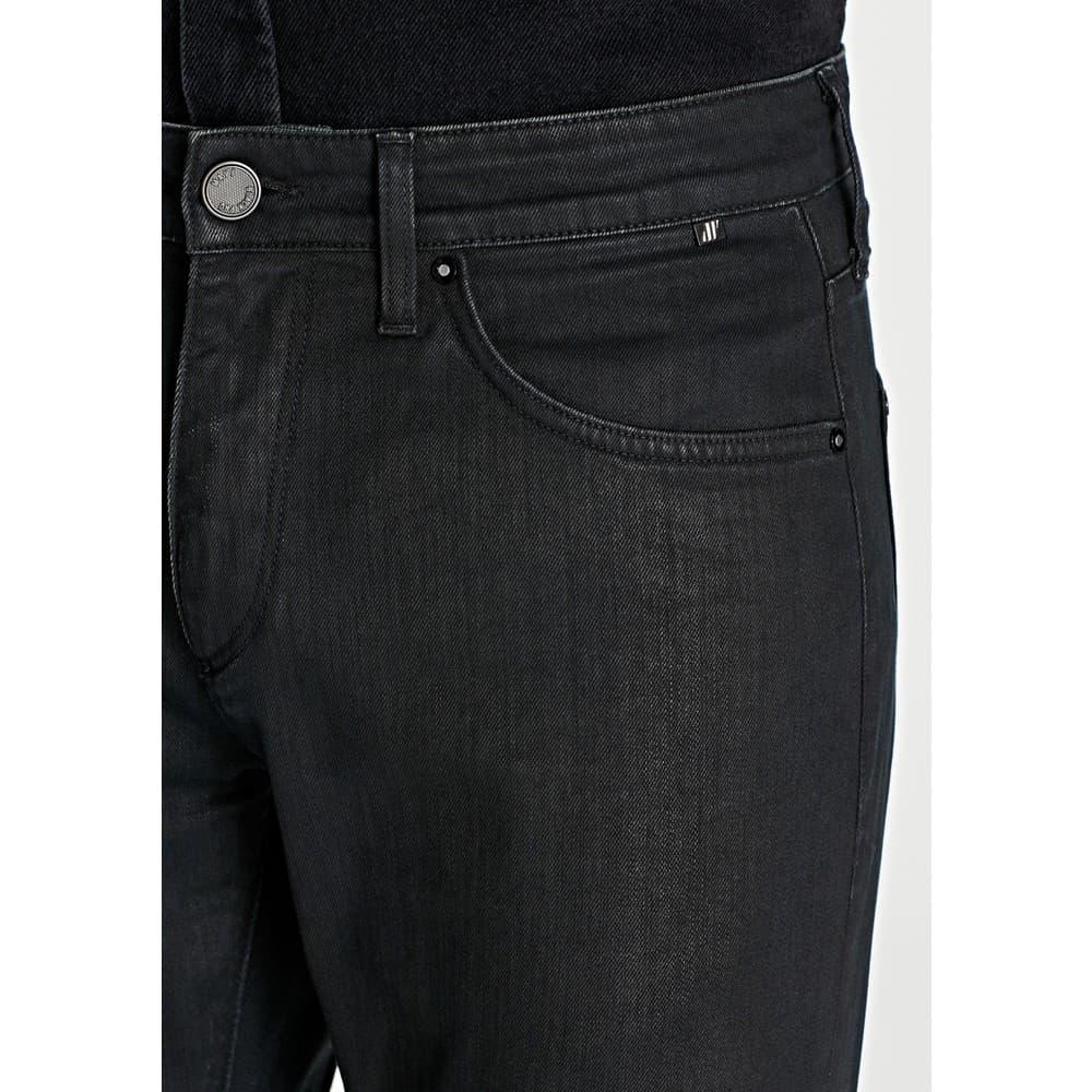 Jake Black Pro Erkek Sis Mavisi Jean Pantolon
