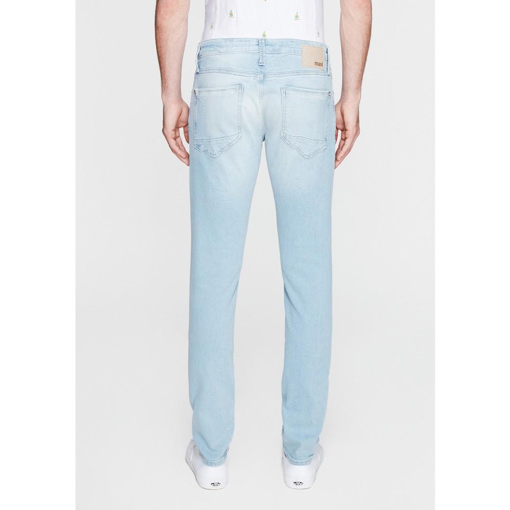 James Vintage Comfort Erkek Açık Mavi Kot Pantolon