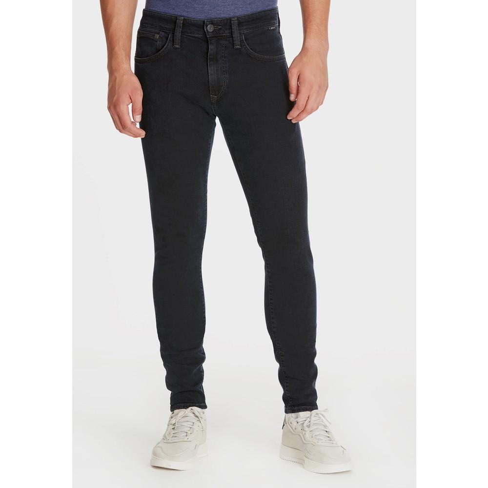 Leo Mavi Black Erkek Kot Pantolon