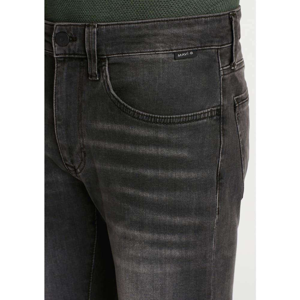 Leo Mavi Black Gri Erkek Kot Pantolon